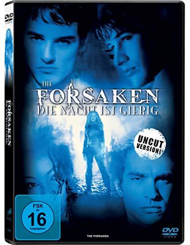 The Forsaken - Die Nacht ist gierig - Uncut Kinofassung
