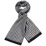 Originale sciarpa da uomo mailando Elegante e alla moda sciarpa dalla collezione di mailando. Molto bella accesoire per l' uomo fashion-conscious. Si adatta perfettamente Adatta al lavoro o qualsiasi celebrazione. Questa sciarpa è un eye-catc...