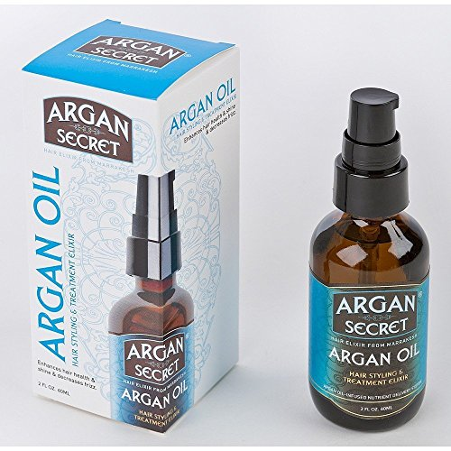 Argan Secret - Oil from Marrakesh - 60ml