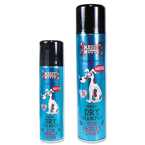 AFB PLC MM Trockenshampoo für Hunde dezente Meeresfrische ideal für die schnelle Wäsche zwischendurch Der Hund ist Wieder wunderbar frisch sauber und gepflegt aus und riecht wunderbar frisch -