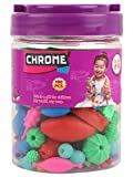 #2: Chrome Do-It-Yourself Bead Set (100 pieces)