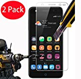 2 Pack - ZTE Blade V7 Lite Verre Trempé, Vitre Protection Film de protecteur d'écran Glass Film Tempered Glass Screen Protector Pour ZTE Blade V7 Lite