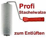 Nivellierwalze, Nivellierrolle 230 mm für Ausgleichsmasse - Fließspachtel