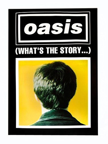 OASIS - What's the Story - US Imported Music Wall Poster Print, 30 x 43cm