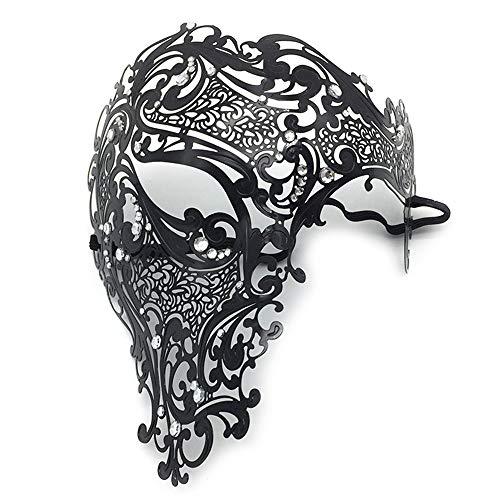 Paare Scary Kostüm - SAILORMJY Maske Halloween, Cosplay Maske Herren