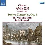 12 Concertos, Op. 6