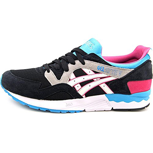 Asics Gel-Lyte V Daim Chaussure de Course Black-White