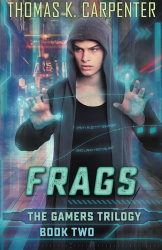 Frags (Gamers #2) Cover Image