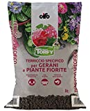 Terriccio per piante fiorite Torfy BIO da 45 lt.