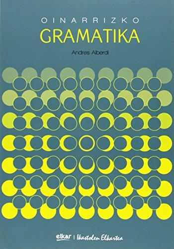 Oinarrizko gramatika (Hizkuntza metodoak) - 9788497835954