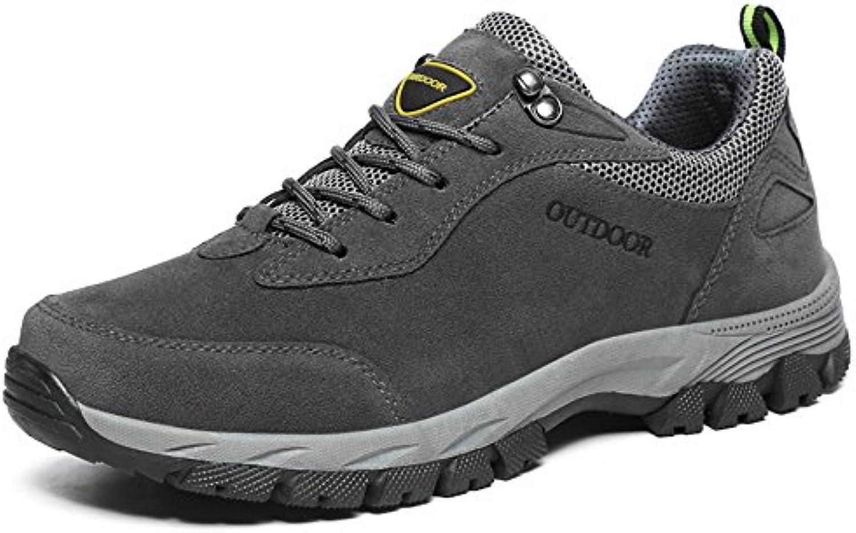 Zapatos atléticos con Cordones Resistentes al Desgaste para Hombres