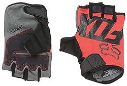 Fox Shortfinger Handschuhe Ranger Rot Gr. S