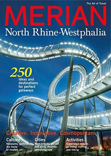 MERIAN North Rhine-Westphalia: English Edition (MERIAN Hefte)