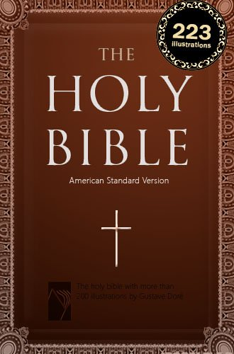 American Standard Cross (The Holy Bible: American Standard Version (ASV) [illustrated, high-level formatting] [223 illustrations] (with Cross-References) (English Edition))