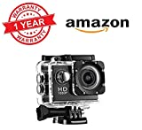#7: Rewy 1080p Sports Waterproof Camera With Micro Sd Card Slot And Multi Language Action Video Waterproof Camera Up To 30M 2