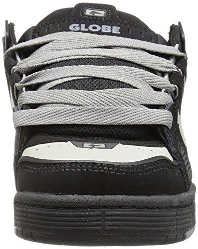 Globe Sabre - Scarpe Da Skateboard Unisex Adulto Black/Black/Grey
