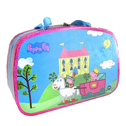 Peppa Pig - Maletin teatrillo para jugar y pintar (CIFE 40132)