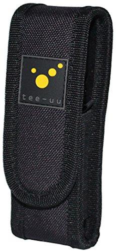 feuerwehr holster tee-uu LED Taschenlampen-Holster (für Geräte mit 11-14cm Länge) mit Batteriefach!