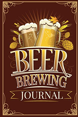 Zoom IMG-2 beer brewing journal logbook and