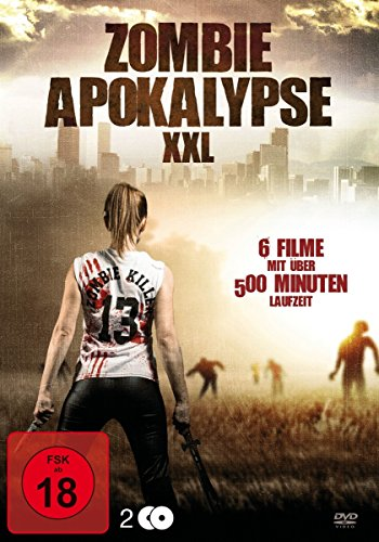 Zombie Apokalypse XXL (Metallbox-Edition) [2 DVDs]