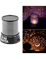 Gion Star Master Projector with USB Wire Turn Any Room Into A Starry Sky Colorful Romantic Led Cosmos Star Projector