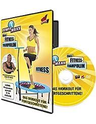 TV unser Original Trainings DVD Power Maxx Trampolin Fitness, 00172
