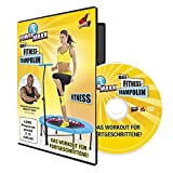 TV unser Original Trainings DVD Power Maxx Trampolin Fitness