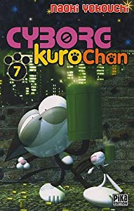 Cyborg Kurochan Edition simple Tome 7