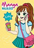 Manga-Malblock City (Malbücher und -blöcke)