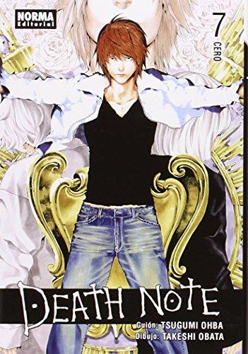 Death Note 7 (Shonen Manga - Death Note) por Obata Ohba