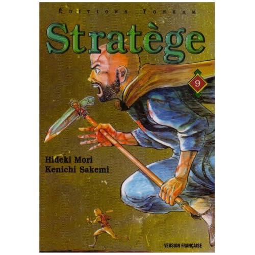 Stratège, tome 9