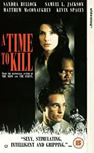 A Time To Kill [VHS] [1996]