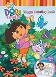Dora the Explorer Magic Painting Book