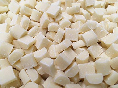Chocolate Chunks weiß 1 kg backfeste Schokostückchen (für Muffins, am. Cookies) 1000 g