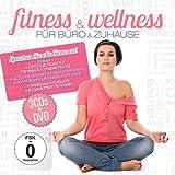 Fitness & Wellness für Büro und Zuhause 3CD + DVD