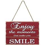 Cuadro de Madera Impreso SMILE-Unica