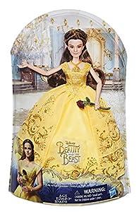 Bella Y Bestia Disney Girls - Muñeca, Vestido de Baile (Hasbro B9166EU4)