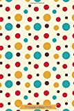 Email and Address Book: Colorful Dot Cover For Contact Details