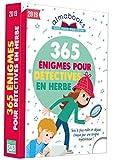Almabook 365 énigmes pour détectives en herbe 2019