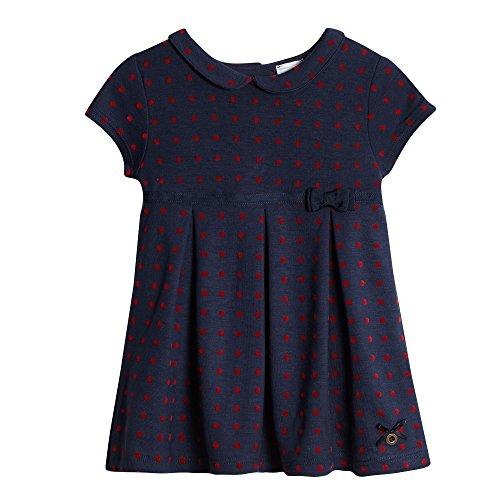j-by-jasper-conran-kids-baby-girls-navy-polka-dot-print-dress-0-3-months