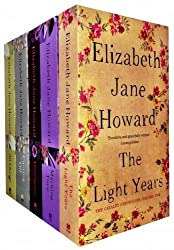 Cazalet Chronicle Collection Elizabeth Jane Howard 5 Books Set