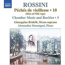 Opere Per Pianoforte (Integrale), Vol.10 Peches De Vieillesse