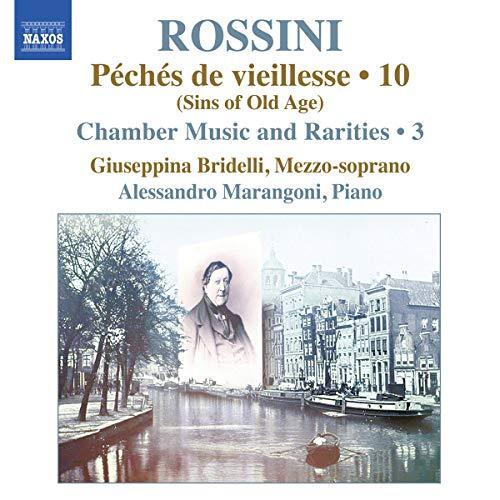 Peches de Vieillesse Vol.10 - Musique de chambre et pièces rares Vol.3