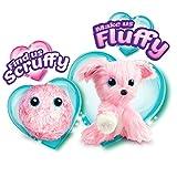 Scruff A Luvs Rescue Pet Soft Toy - Rabbit, Cat or Dog, Pink