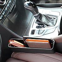 Console Side Pocket (2 PCS), Car Organizer, Car Seat Catcher, Fills