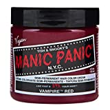 MANIC PANIC Hair Color Cream 118ml - Vampire Red by Manic Panic