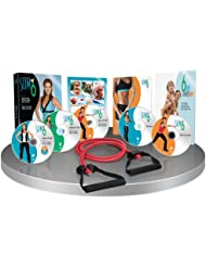 Slim in 6 Workout DVD Programme: Six Week Slim Training Body Reshaping Workout DVD Programme