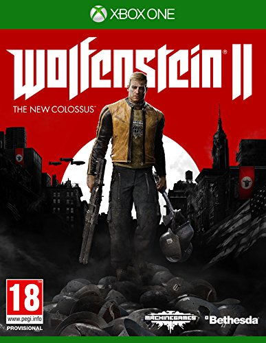 Wolfenstein 2: The New Colossus - Xbox One Best Price and Cheapest