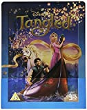 Tangled (3D Blu-ray SteelBook) (Zavvi Exclusive: Disney Collection) [UK]