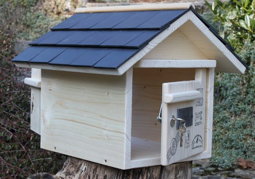 holz briefkasten preisvergleiche erfahrungsberichte und kauf bei nextag. Black Bedroom Furniture Sets. Home Design Ideas